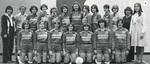 1981-1982 Women's Volleyball Team