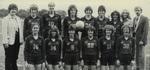 1983-1984 Women's Volleyball Team