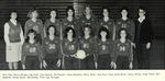 1984-1985 Women's Volleyball Team