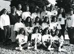 1992-1993 Women's Volleyball Team