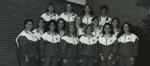 1994-1995 Women's Volleyball Team