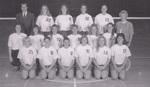 1996-1997 Women's Volleyball Team