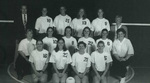 1997-1998 Women's Volleyball Team