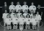 1998-1999 Women's Volleyball Team