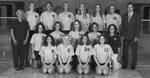 2000-2001 Women's Volleyball Team