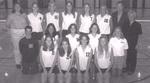 2001-2002 Women's Volleyball Team