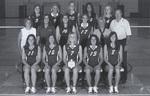 2003-2004 Women's Volleyball Team