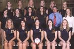 2006-2007 Women's Volleyball Team