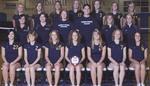 2007-2008 Women's Volleyball Team