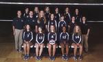 2010-2011 Women's Volleyball Team