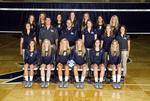 2013-2014 Women's Volleyball Team