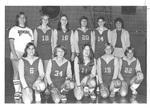 1976-1977 Women's Basketball Junior Varsity Team by Cedarville College