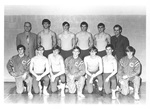 1970-1971 Wrestling Team by Cedarville College