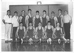 1976-1977 Wrestling Team by Cedarville College
