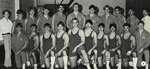 1980-1981 Wrestling Team by Cedarville College