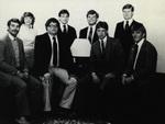 1983-1984 Wrestling Team by Cedarville College