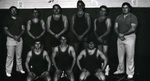 1986-1987 Wrestling Team by Cedarville College
