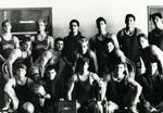 1987-1988 Wrestling Team by Cedarville College