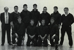 1988-1989 Wrestling Team by Cedarville College