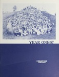 Year 1 at Cedarville College, 1987-1988 by Cedarville College