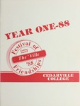 Year 1 at Cedarville College, 1988-1989 by Cedarville College