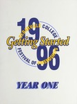 Year 1 at Cedarville College, 1996-1997