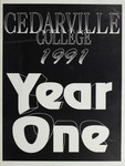 Year 1 at Cedarville College, 1991-1992 by Cedarville College