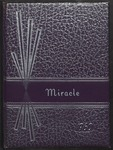1960 Miracle Yearbook