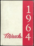 1964 Miracle Yearbook by Cedarville College