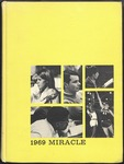 1969 Miracle Yearbook by Cedarville College