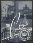 1953 Cedrus Yearbook