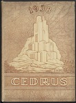 1938 Cedrus Yearbook